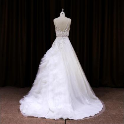 2015 Sweetheart Ball Gown Wedding D..